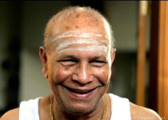 K. Pattabhi Jois: Creator of Ashtanga Yoga